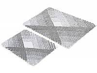 Коврик для ванной Irya - Wall серый 70*110