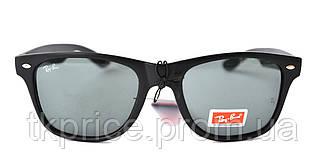 Солнцезащитные очки унисекс вайфареры линзы  стекло WG-1, фото 2