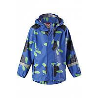 Куртка-дождевик для девочки Reima Vesi 521523.8S-6531. Размер 104.