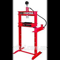 Пресс гидравлический TY20005 20 тонн (горизонтальный насос), гидравлическое оборудование, гидравлический пресс