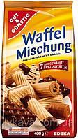 Вафели GUT & GUNSTIG (Микс вафель 9% с шоколадом) Германия 400г