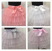 24871bea752 Фатиновые Детские юбки на любой вкус  продажа