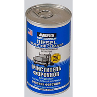 Средство для очистки форсунок ABRO DI-295-R Platinum объем 295 мл, средство для очистки, чистящее средство для машины