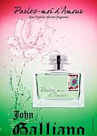 John Galliano Parlez Moi D`amour Eau Fraiche edt lady