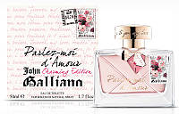 John Galliano Parlez Moi D`amour edt lady