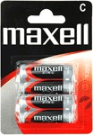 Maxell Manganese 2 in BLISTER  R14 размер C