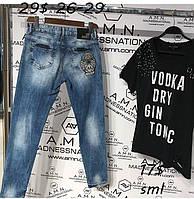 Турецкие джинсы AMN Moschino