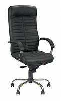 Кресло офисное Орион хром NS