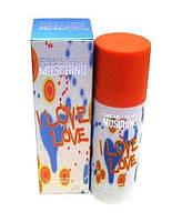 Moschino I Love Love deo
