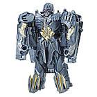 Трансформеры 5 Уан-Стэп Мегатрон Последний рыцарь. Оригинал Hasbro C2821/C0884, фото 2