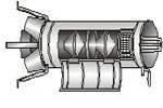 Дільник зерна БІС-1У
