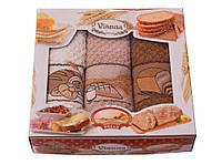Салфетки махровые Vianna 40x60 3 штуки 40*60 3