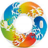 Надувной круг Intex 58202 122 см