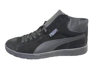 Мужские кроссовки Puma черный