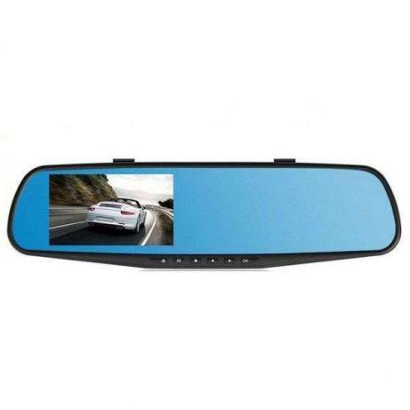 DVR 138E Зеркало заднего вида с регистратором и экраном. Видеорегистратор - зеркало