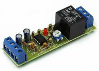 Радиоконструктор M253 (Датчик протечки воды)