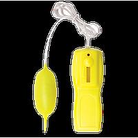 Виброяйцо, светящееся в темноте Glo-Glo a Go-Go Electric Lemon Flicker Tip Vibrating Bullet
