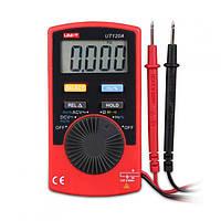 Мультиметр карманный UT120A , Универсальный тестер, Тестер электрический, Вольтметр, Омметр