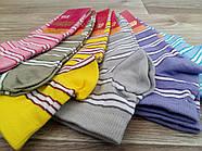 Носки женские демисезонные х/б Талько, 23-25 размер, ассорти, 21031, фото 2