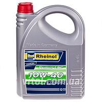 Моторное масло для машины Rheinol Primus LNC 10W-40-1, объем 4 л, автомобильные масла, машинное масло