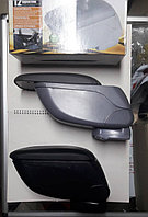 Подлокотник универсальный автомобильный HJ48014/G2(grey)+grey серый