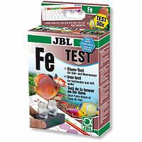 JBL Test Fe тест на содержание Железа в воде