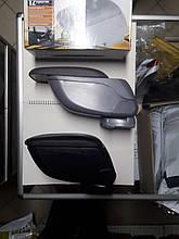Подлокотник универсальный автомобильный HJ48014/G3(black)+black черный