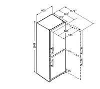 Холодильник Liebherr CNef 4015, фото 8