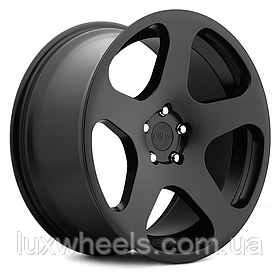 ROTIFORM NUE Satin Black