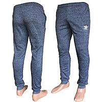 Мужские спортивные трикотажные брюки N100-5k норма. Оптовая продажа со склада на 7км.