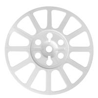 Дожимная манжета O 60 мм с заглушкой, 5 мм