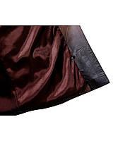 Куртка 44360.KISA ZIG 037, Цвет Светло-коричневый, Размер 3XL