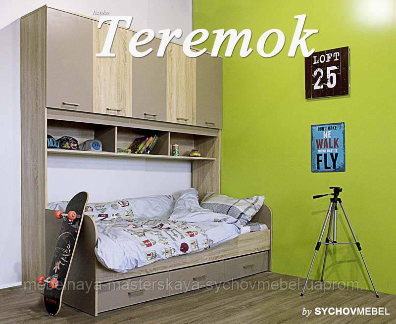 Кровать Теремок