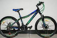 Велосипед подростковый Benetti Forte 24 DD 2017