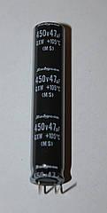 Электролитический конденсатор в ЖК телевизоры 47mkf - 450v