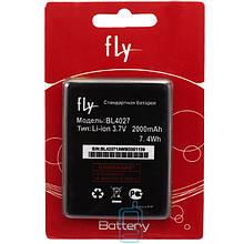 Аккумулятор Fly BL4027 2000 mAh IQ4410 AAA класс блистер