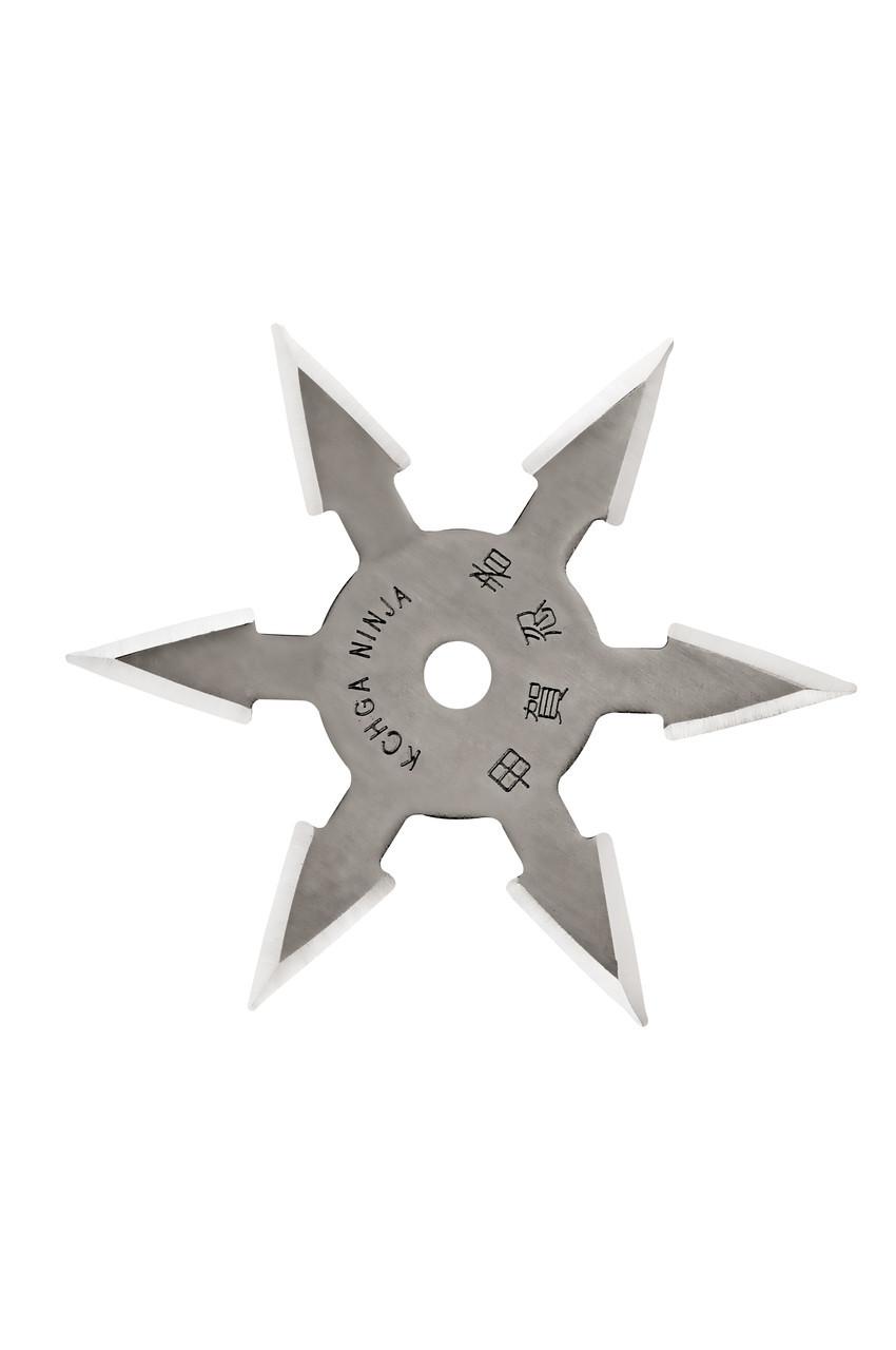 Звезда для метания Японец + чехол, шестиконечный сюрикен