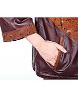 Куртка  RC-1001 POLUTON 038, Цвет Коричневый, Размер XL