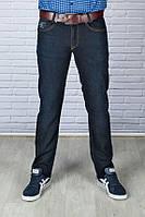 Мужские джинсы темно-синие