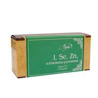 Йод, селен, цинк(клетчатка растворимая)30пак.по 2.5г.Биопродукт