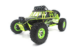 Радіокерована Машина Wl Toys Buggy 4WD 12428