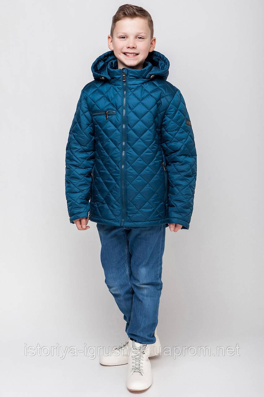 Демисезонная куртка для мальчика vkm-4 в ассортименте