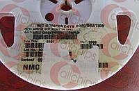 Конденсатор керамический NMC1206X7R105K16TRF NIC 1206 SMD NMC-1206-X7R-16В-1 мкФ±10%
