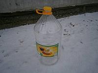 Пэт бутылка 10 л б/у из-под масла
