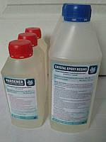 Эпоксидная смола для литья столешниц 3D Crystal Epoxy Resins