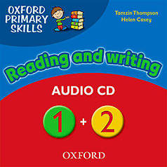 Oxford Primary Skills: Reading and Writing Audio CD 1+2