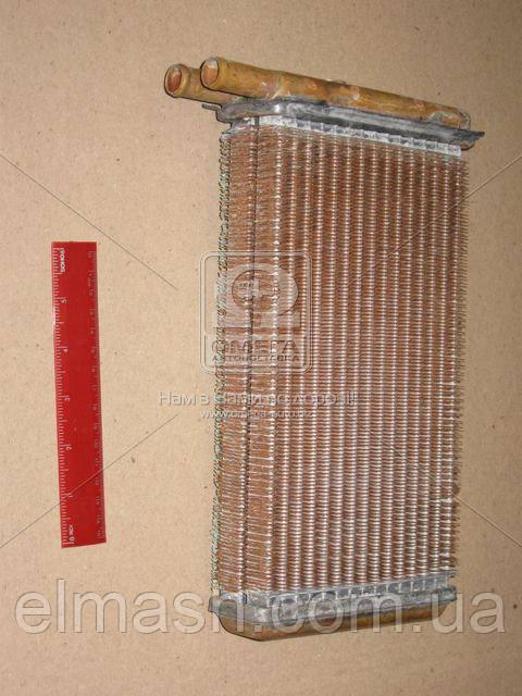 Радиатор отопителя ВАЗ 2108, 2109, 21099,  (2-х рядн.) (пр-во г.Оренбург)