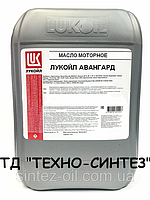 ЛУКОЙЛ АВАНГАРД SAE 10W40  API CF-4/SG (20 л) Моторное масло