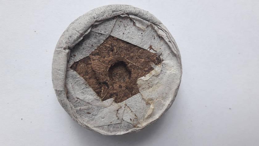 Торфяная таблетка Roslo (d=41мм), фото 2