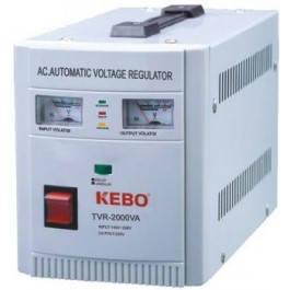 Стабилизатор релейный Forte  (1 Ф) - TVR-2000VA (2кВт)